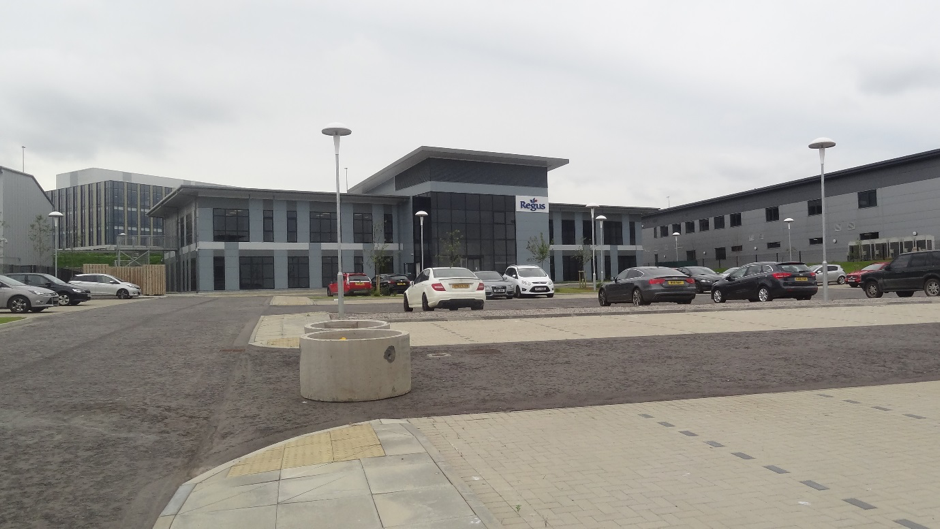 ISSNI Aberdeen Offices